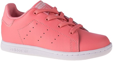 Adidas Stan Smith JR Shoes EF4928 Pink 20