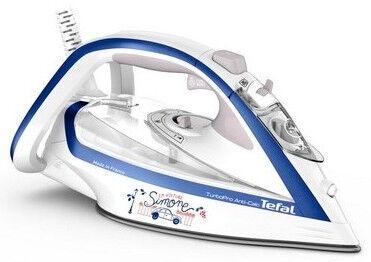Triikraud Tefal Turbo Pro FV5677E0, sinine/valge