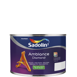 PAINT AMBIANCE DIAMOND BW 0,5L