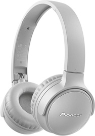 Pioneer SE-S3BT Wireless Over-Ear Earphones Gray