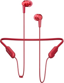 Pioneer SE-C7BT In-Ear Bluetooth Earphones Red