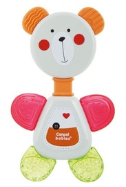 Canpol Babies Bear Rattle With Water Teether Assort