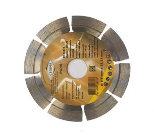Teemantketas Cedima Segment 115x1,9x22,23mm