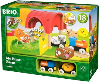 Brio My First Farm 33826