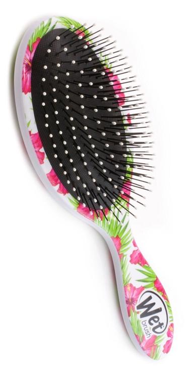 Wet Brush Pro Original Detangler Classic 1pcs Pink Floral