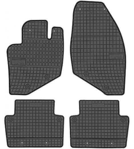 Frogum Volvo S60 / S80 / V70 Rubber Floor Mats