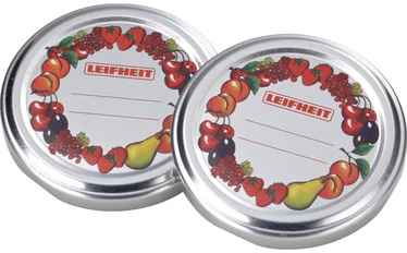 Leifheit Jar Lids For 235ml Ø8,2cm 10pcs