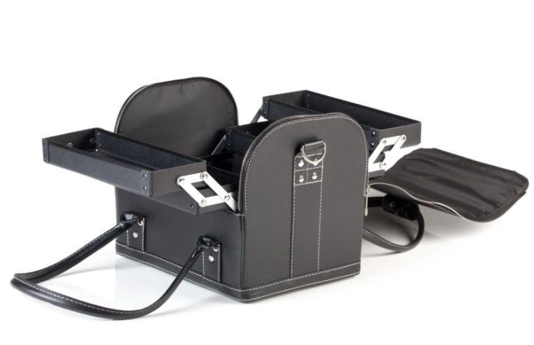 Inglot Cosmetic Suitcase MB162 Black