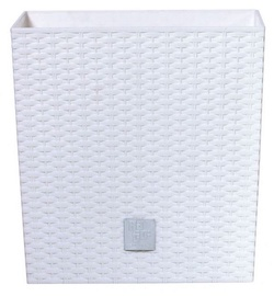 Prosperplast Pot Rato 32x32x32.5 White