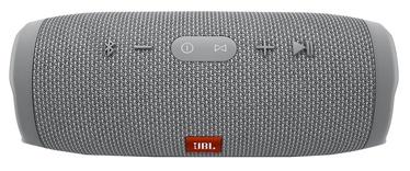 JBL Charge 3 Waterproof Portable Bluetooth Speaker Grey