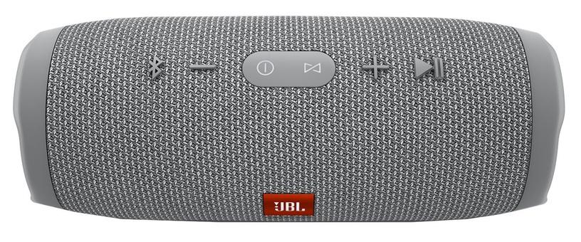 Juhtmevaba kõlar JBL Charge 3 Grey, 20 W