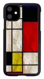 iKins Mondrian Back Case For Apple iPhone 11 Black