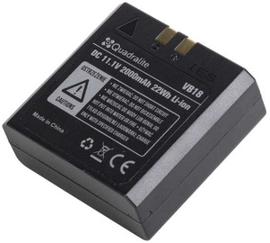 Quadralite Stroboss VB-18 Li-ion Battery