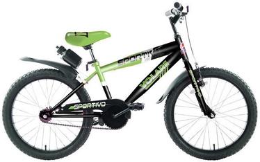 """Laste jalgratas Volare Sportivo, roheline, 20"""""""