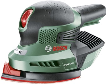 Bosch PSM 18 LI Without Battery Pack and Charger (kahjustatud pakend)