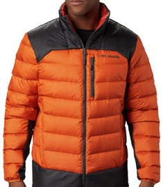 Columbia Autumn Park Down Mens Jacket 1910453820 Harvester/Shark M