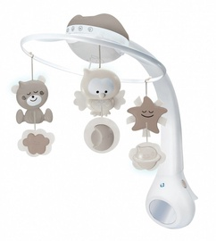 Bkids 3in1 Projector Musical Mobile Beige