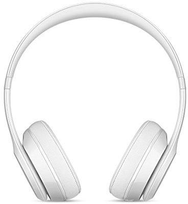 Beats Solo3 Wireless Headphones Gloss White
