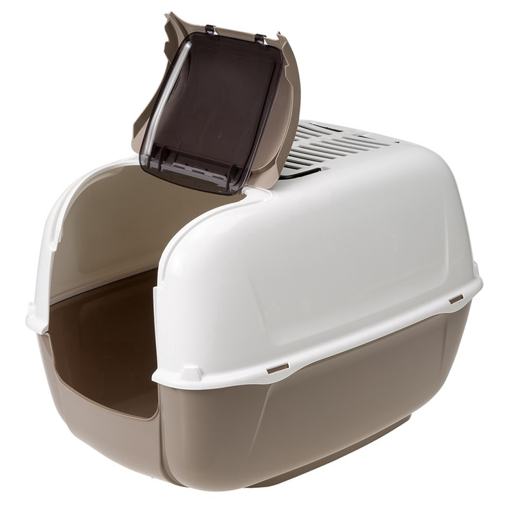 Kassi liivakast Ferplast Prima Cabrio, 52x39x38cm