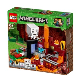 KONSTRUKTOR LEGO BLOCS MINECRAFT 21143