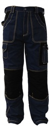 Baltic Canvas Trousers CAN-0117 Blue 52