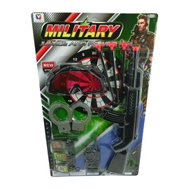 SN Military Justice And Power Harrows Set 522021806/ 0616L