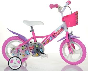 """Bimbo Bike Butterfly 12"""" Pink"""