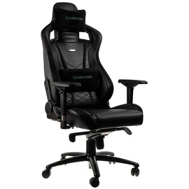 Noblechairs EPIC Series Black/Green