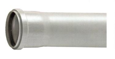 Toru PVC 50x1,8mm 0,5m, hall