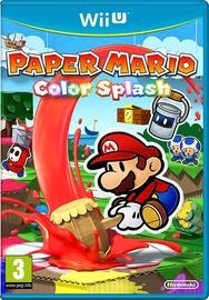 Paper Mario: Color Splash WiiU