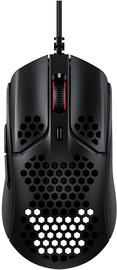 Игровая мышь Kingston HyperX Pulsefire Haste, черный, проводная, оптическая