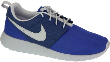 Nike Running Shoes Roshe One Gs 599728-410 Blue 38.5