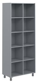 Skyland Offix New OHC 87 Office Cabinet 87.4х45х204.7cm Grey