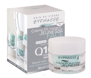 Näokreem Byphasse Q10 Instant Lift Night Cream, 50 ml