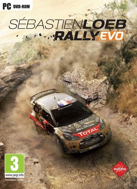 PC Sebastien Loeb Rally EVO