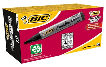 BIC Marking 2000 Permanent Marker Black
