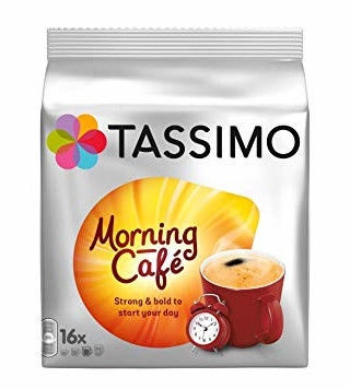 Tassimo Morning Cafe