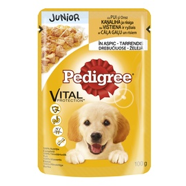 Pedigree Junior Chicken 100g