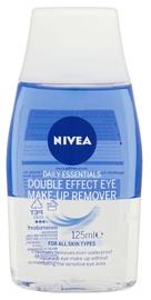 Nivea Visage Dual Action Waterproof Eye Makeup Remover 125ml