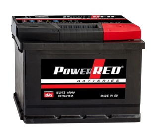 Monbat Power Red 50Ah 420A