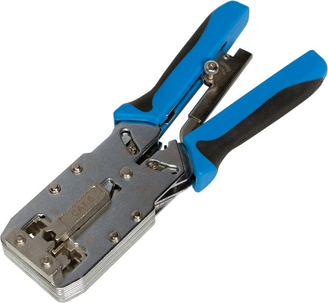 LogiLink Multi-function Crimping Tool for Modular Plugs PrimeLine
