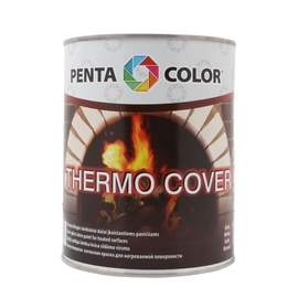 Pentacolor Thermo Cover Steel Paint White 1l