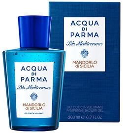 Acqua Di Parma Blu Mediterraneo Mandorlo di Sicilia 200ml Pampering Shower Gel