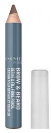 Rimmel London Men Brow & Beard Filling Pencil 2.5g Medium