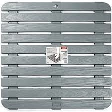 Tatay Shower Platform 55x55cm Grey
