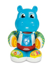 Interaktiivne mänguasi Clementoni Clementoni Philip The Dancing Hippo
