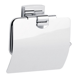 Tesa Klaam Toilet Paper Holder 5.3x14x12.5cm Chrome