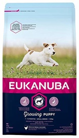 Eukanuba Puppy Small Breeds Chicken 3kg