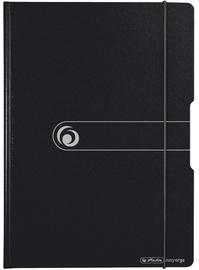 Herlitz Clipboard Folder Easy Orga A4 11217221 Black