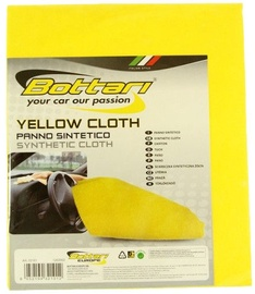 Bottari Yellow Synthetic Cloth